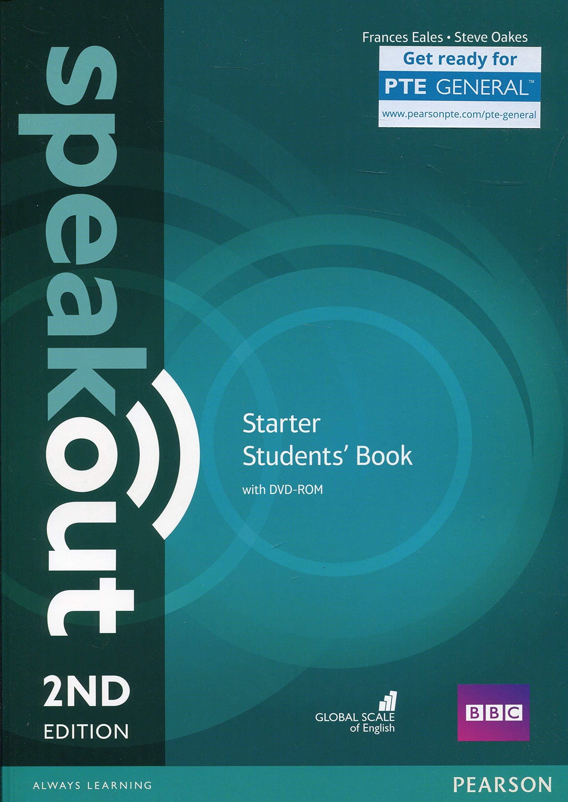 1. Speakout Starter SB