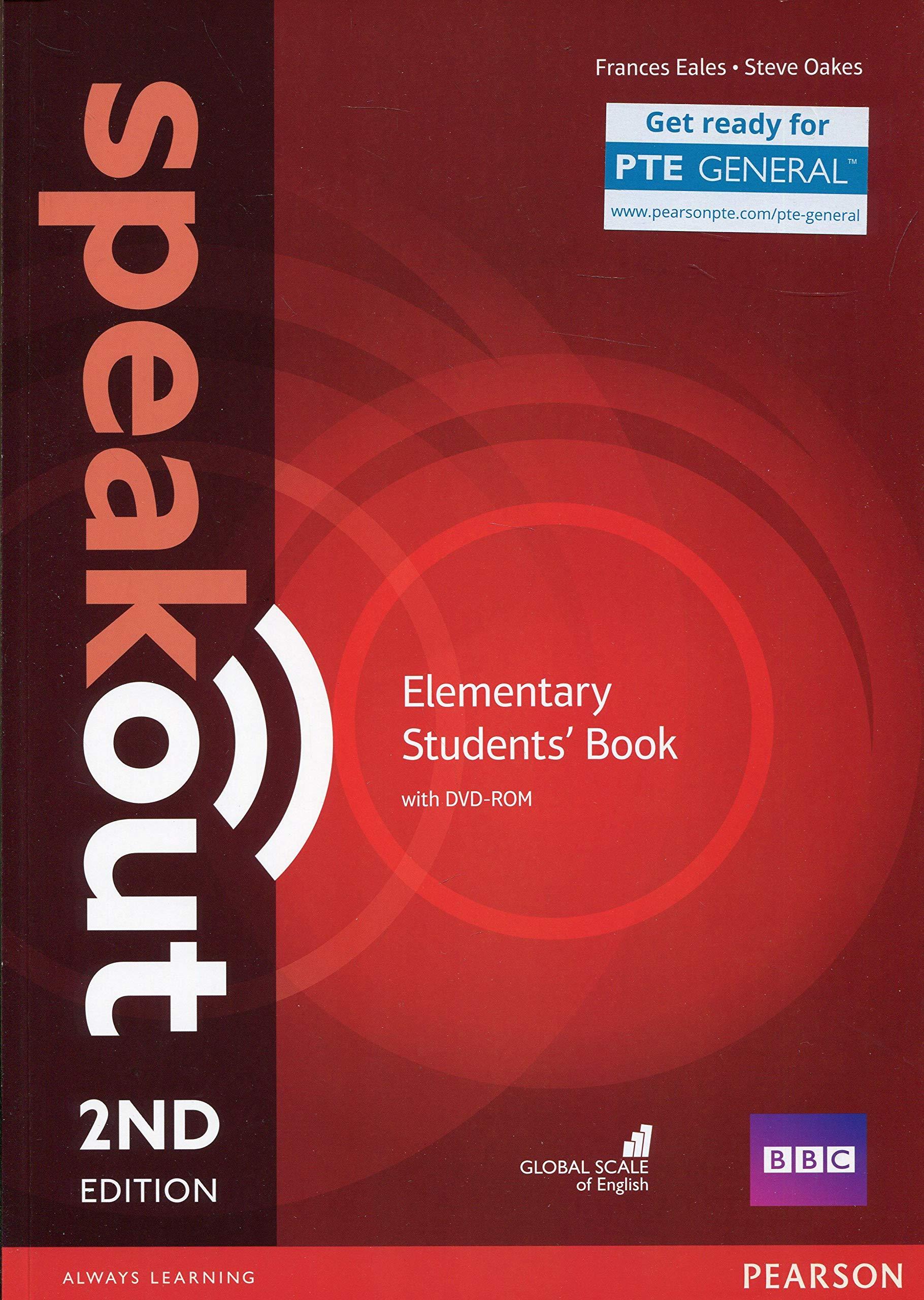 2. Speakout Elementary SB