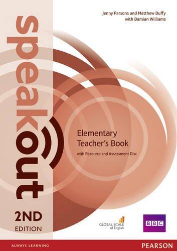 Speakout Elementary TB