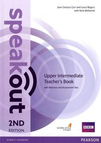 Speakout Upper Intermediate TB