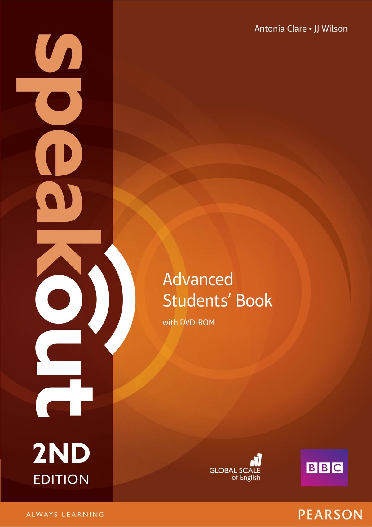 Speakout 2nd Advanced Student